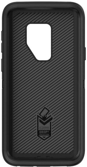 OtterBox Defender Samsung Galaxy S9 Plus schwarz