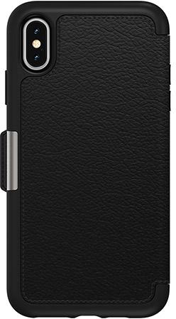 OtterBox Flip-Hülle, Apple iPhone XS Max, Shadow -