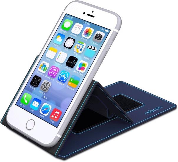 reboon boonflip Smartphone Tasche - Größe XS3 - blau -