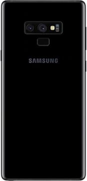 Samsung Galaxy Note 9, 512GB, Midnight Black -
