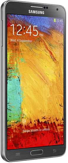 Samsung Galaxy Note 3 32GB, Jet Black -