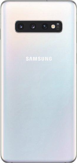 Samsung Galaxy S10, 128 GB, Dual-SIM, prism white -