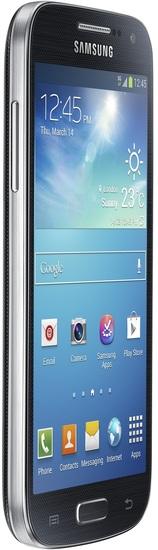 Samsung Galaxy S4 mini, Black Mist -