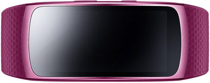 Samsung Gear Fit2 - Large (155 bis 210mm) - pink -