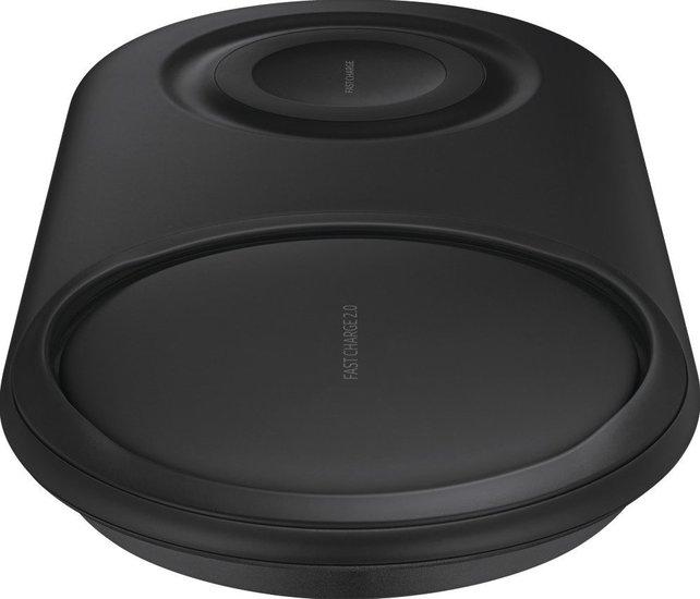 Samsung induktive Dual-Ladestation, EP-P5200 inkl. Ladekabel 25W, black -