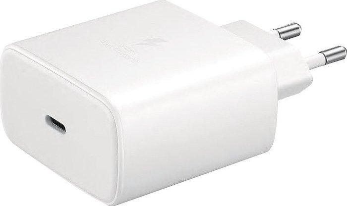 Samsung Schnellladegerät 45W, USB Typ C, white -