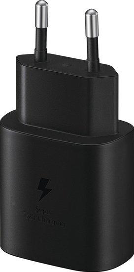 Samsung Schnellladegerät, USB Typ C, 25W, 1 m, black