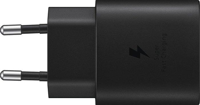 Samsung Schnellladegerät, USB Typ C, 25W, 1 m, black -