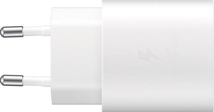 Samsung Schnellladegerät, USB Typ C, 25W, 1 m, white -