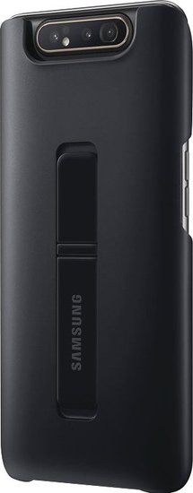 Samsung Standing Cover Galaxy A80, black -