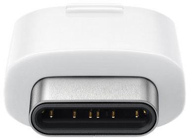 Samsung USB-C auf Micro USB Adapter, EE-GN930, 3er Pack, Weiß -