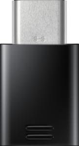 Samsung USB Typ-C auf Micro-USB Adapter black -