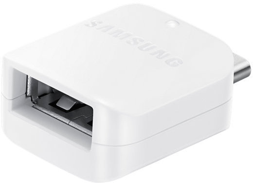 Samsung USB Typ-C auf USB Typ-A Adapter black -