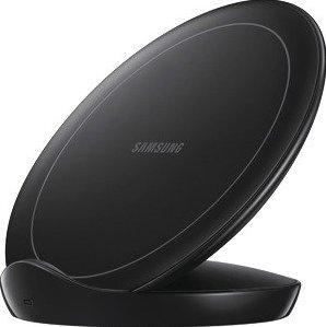 Samsung Wireless Charger Stand induktiv EP-N5105, inkl. Ladekabel, black -