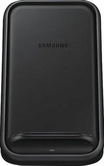 Samsung Wireless Charger Stand induktiv EP-N5200, inkl. Ladekabel, black
