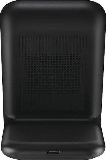 Samsung Wireless Charger Stand induktiv EP-N5200, inkl. Ladekabel, black -