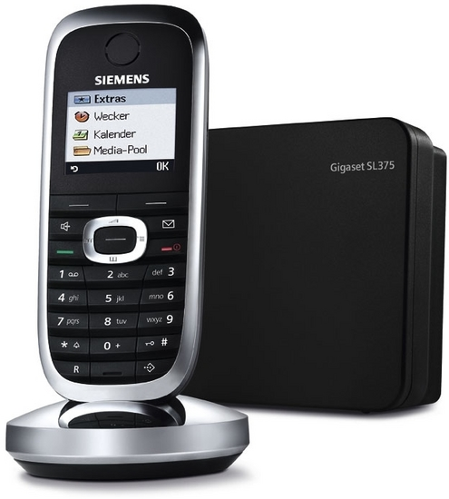 Uitgelezene Siemens Gigaset SL375 bei telefon.de kaufen. Versandkostenfrei OW-92