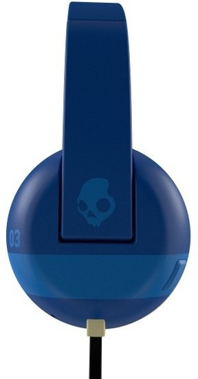 Skullcandy Headset UPROAR SLAP ILL Famed/Royal/Blue w/Tap Tech -