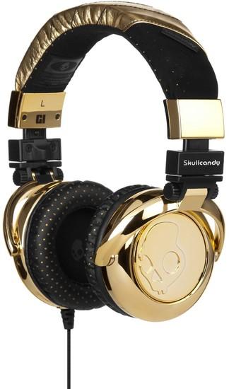 Skullcandy Stereo Kopfhörer GI, gold -