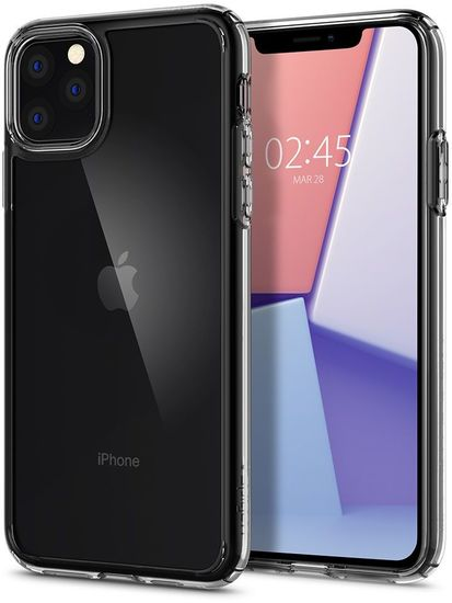 Spigen Ultra Hybrid for iPhone 11 Pro Max crystal clear