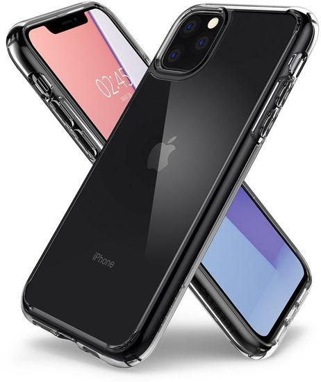 Spigen Ultra Hybrid for iPhone 11 Pro Max crystal clear -