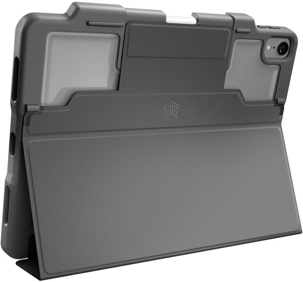 STM STM Dux Plus Case, Apple iPad Pro 12,9 (2018), schwarz/transparent, STM-222-197L-01 -