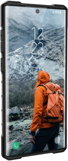 Urban Armor Gear UAG Urban Armor Gear Plasma Case, Samsung Galaxy Note 10+, ash (grau transparent), 211753113131 -
