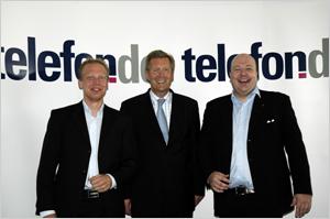 Christian Wulff bei telefon.de