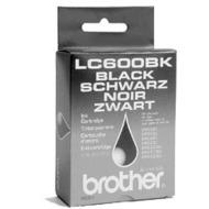 Brother Tintenpatrone (LC600BK) schwarz