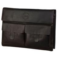 """19twenty8 Ledertasche Briefcase braun MacBook 15"""""""