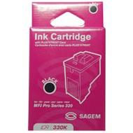 Sagem Tintenpatrone schwarz ICR330K