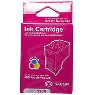 Sagem Tintenpatrone farbig ICR330R