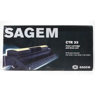 Sagem Toner mit Trommel CTR33