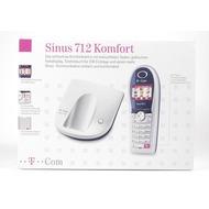 Telekom Sinus 712 Komfort polarweiss/ silber