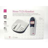 Telekom Sinus 712A Komfort polarweiss/ silber