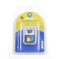 Motorola micro-SD Card (TransFlash), 256 MB (MC104)
