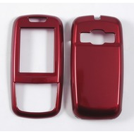 Oberschale Click-On Cover Samsung D600 red