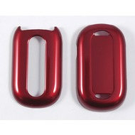 Oberschale Click-On Cover Motorola Pebl U6 red