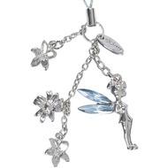 Disney Metallanhänger Tinkerbell blaue Flügel