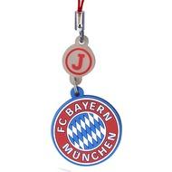 J-Straps FC Bayern München Handystrap Logo
