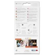 4smarts 360° Premium Protection Set mit Colour Frame Glas & Easy-Assist für Apple iPhone 11 /  XR schwarz