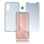 4smarts 360° Protection Set für Apple iPhone 11 /  XR transparent