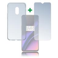 4smarts 360° Protection Set für OnePlus 6T transparent