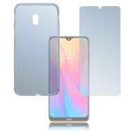4smarts 360° Protection Set für Xiaomi Redmi 8A transparent
