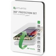 4smarts 360° Protection Set für HTC 10/ 10 Lifestyle - transparent