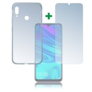 4smarts 360° Protection Set Limited Cover für Huawei P Smart (2019) transparent