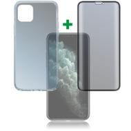 4smarts 360° Protection Set Premiumfür Apple iPhone 11 Pro Max schwarz