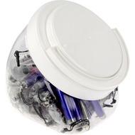 4smarts Basic POS Behälter mit 50 Stück Eingabestifte ( blau, pink, gold )