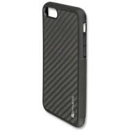 4smarts Clip-On Cover Trendline Carbon für Apple iPhone 8 /  7 schwarz