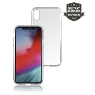 4smarts Clip-On Cover Trendline Premium Clear für Apple iPhone Xs Max